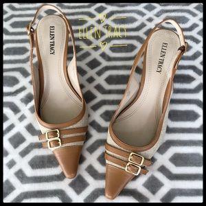 69fe151eee79 Ellen Tracy Shoes - ELLEN TRACY Willow Pointed Toe heel size 7 1 2 M